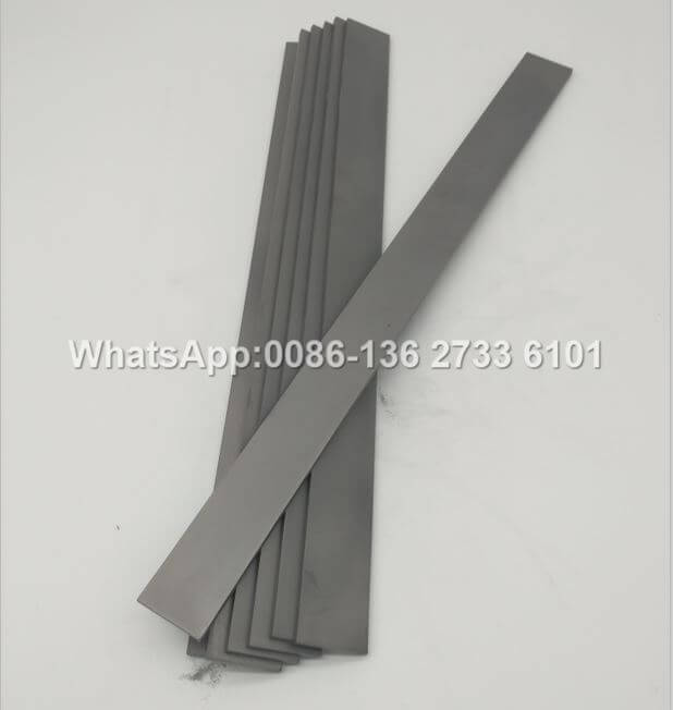 carbide wear strips