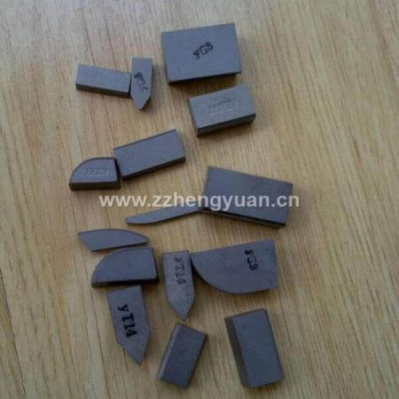 brazing carbide inserts