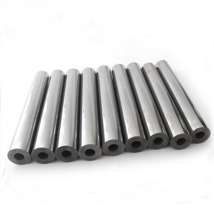 Carbide rods with one coolant hole