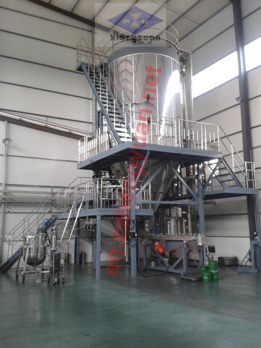 RTP carbide powder