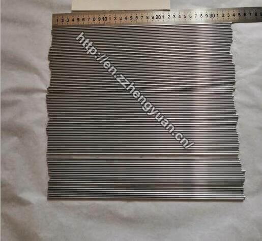 cilindro de metal duro polido D3.0*L330mm
