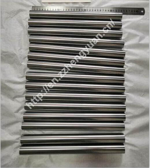 bastão de metal duro D30*L330mm