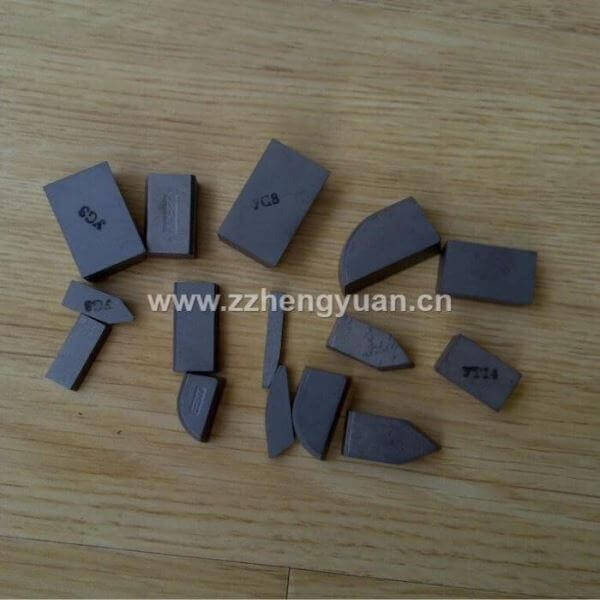 traditional carbide inserts