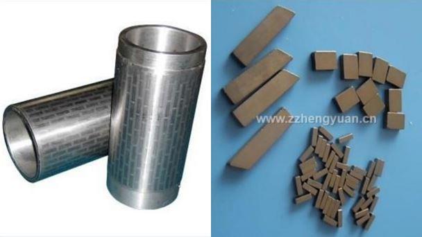 tungsten carbide radial bearing