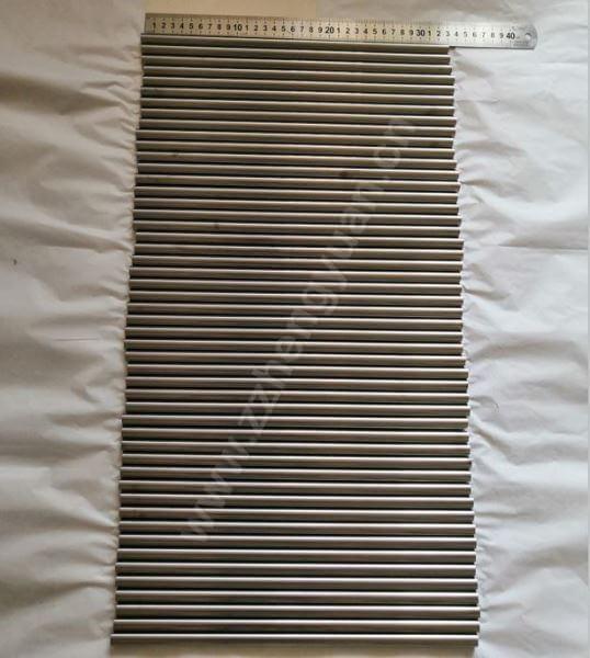 unground tungsten carbide rods