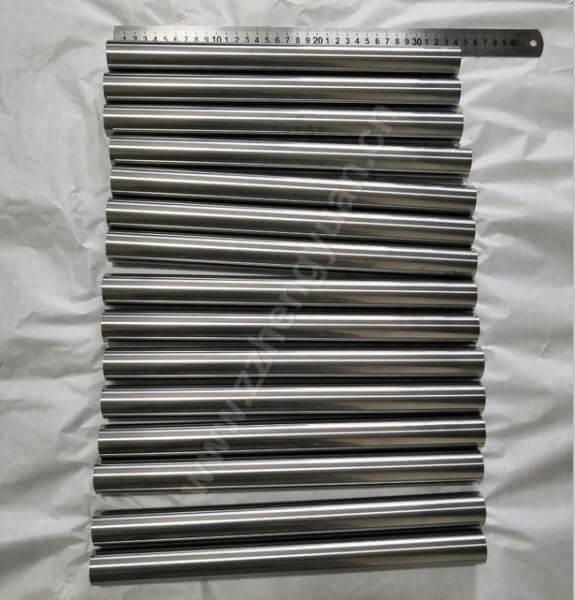 tungsten carbide round stock