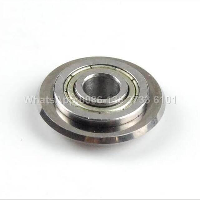 Carbide tile cutting wheel
