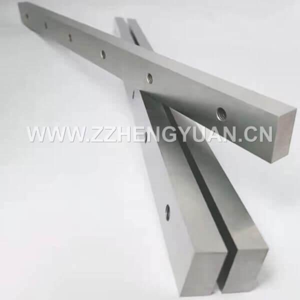 ground carbide flat stock